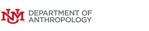 UNM Department of Anthropology logo